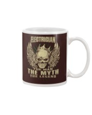 electrician shirt Mug tile