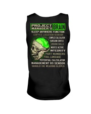 Project Manager Unisex Tank thumbnail