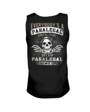 Paralegal Unisex Tank thumbnail