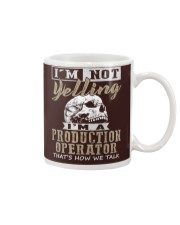 Production Operator Mug thumbnail
