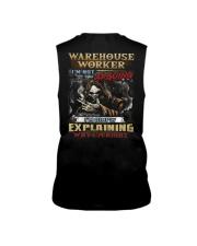 Warehouse Worker Sleeveless Tee thumbnail