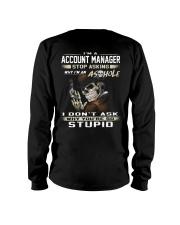 Account Manager Long Sleeve Tee thumbnail