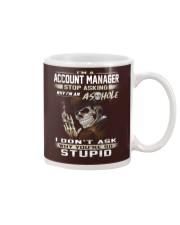 Account Manager Mug thumbnail