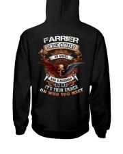 Farrier Hooded Sweatshirt back