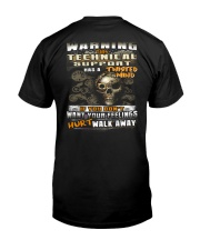 Technical Support Classic T-Shirt thumbnail