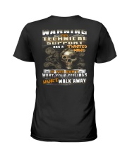 Technical Support Ladies T-Shirt thumbnail