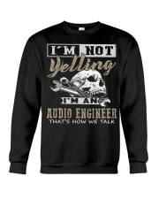 Audio Engineer Crewneck Sweatshirt thumbnail