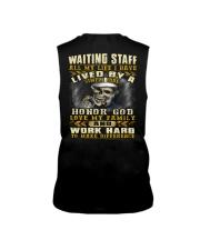 Waiting Staff Sleeveless Tee thumbnail