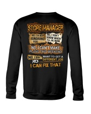 Store Manager Crewneck Sweatshirt thumbnail