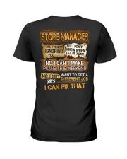 Store Manager Ladies T-Shirt thumbnail