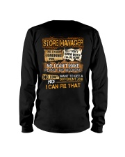 Store Manager Long Sleeve Tee thumbnail