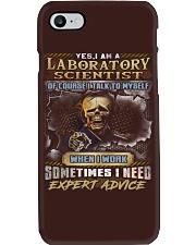Laboratory Scientist Phone Case thumbnail