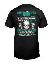 Chief Information Officer Premium Fit Mens Tee thumbnail