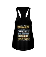 Plumber Ladies Flowy Tank tile