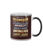 Plumber Color Changing Mug thumbnail