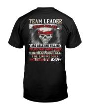 Team Leader Classic T-Shirt thumbnail