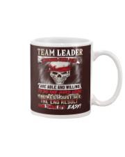 Team Leader Mug thumbnail