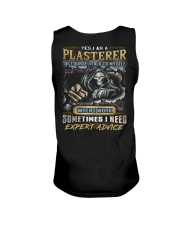 Plasterer Unisex Tank thumbnail