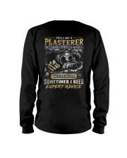 Plasterer Long Sleeve Tee thumbnail