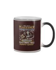 Plasterer Color Changing Mug thumbnail