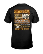 Auditor Classic T-Shirt thumbnail