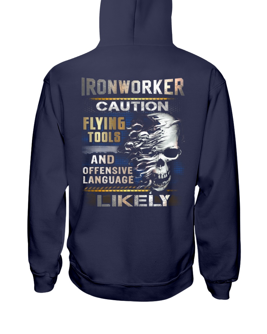 Ironworker Hooded Sweatshirt