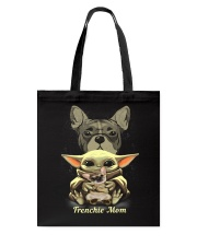 Frenchie Mom Tote Bag tile