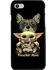 Frenchie Mom Phone Case tile