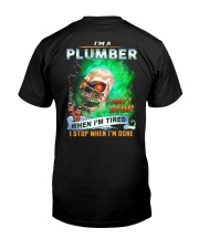 Plumber Premium Fit Mens Tee tile