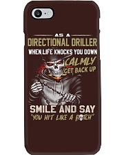 Directional Driller Phone Case thumbnail