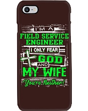Field Eervice Engineer Phone Case thumbnail