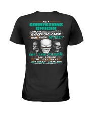 Corrections Officer Ladies T-Shirt thumbnail