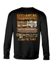 Technical Support Crewneck Sweatshirt thumbnail