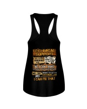 Technical Support Ladies Flowy Tank thumbnail
