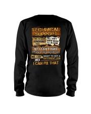 Technical Support Long Sleeve Tee thumbnail