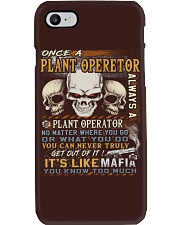 Plant Operator Phone Case thumbnail
