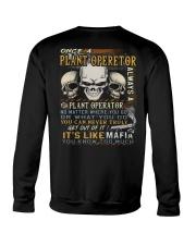 Plant Operator Crewneck Sweatshirt thumbnail