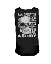 Saw Operator Exclusive Shirt Unisex Tank thumbnail
