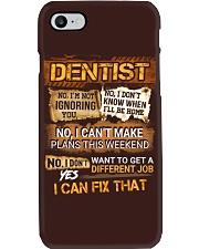 Dentist Phone Case thumbnail