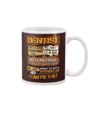 Dentist Mug thumbnail