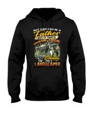 Landscaper Hooded Sweatshirt thumbnail