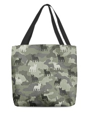 Frenchie All Over Shirt All-over Tote thumbnail
