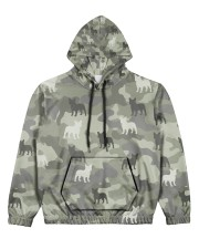 Frenchie All Over Shirt Women's All Over Print Hoodie thumbnail