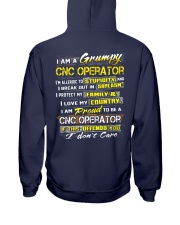 Cnc Operator Hooded Sweatshirt thumbnail