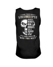 Greenskeeper Unisex Tank thumbnail