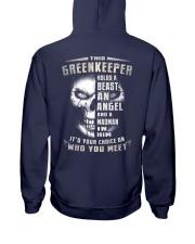 Greenskeeper Hooded Sweatshirt back