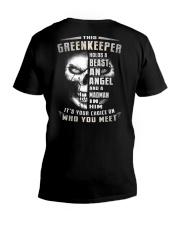 Greenskeeper V-Neck T-Shirt thumbnail