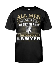 Lawyer Premium Fit Mens Tee thumbnail
