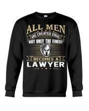 Lawyer Crewneck Sweatshirt thumbnail