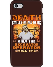 Excavator Operator Phone Case thumbnail
